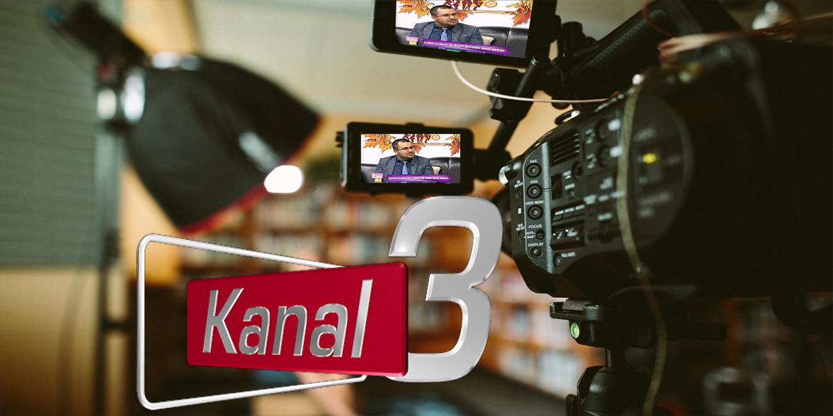 Kanal 3'te Manevi Danışmanlığı Anlattık