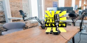 Afyon Gün FM'e Konuk Olduk