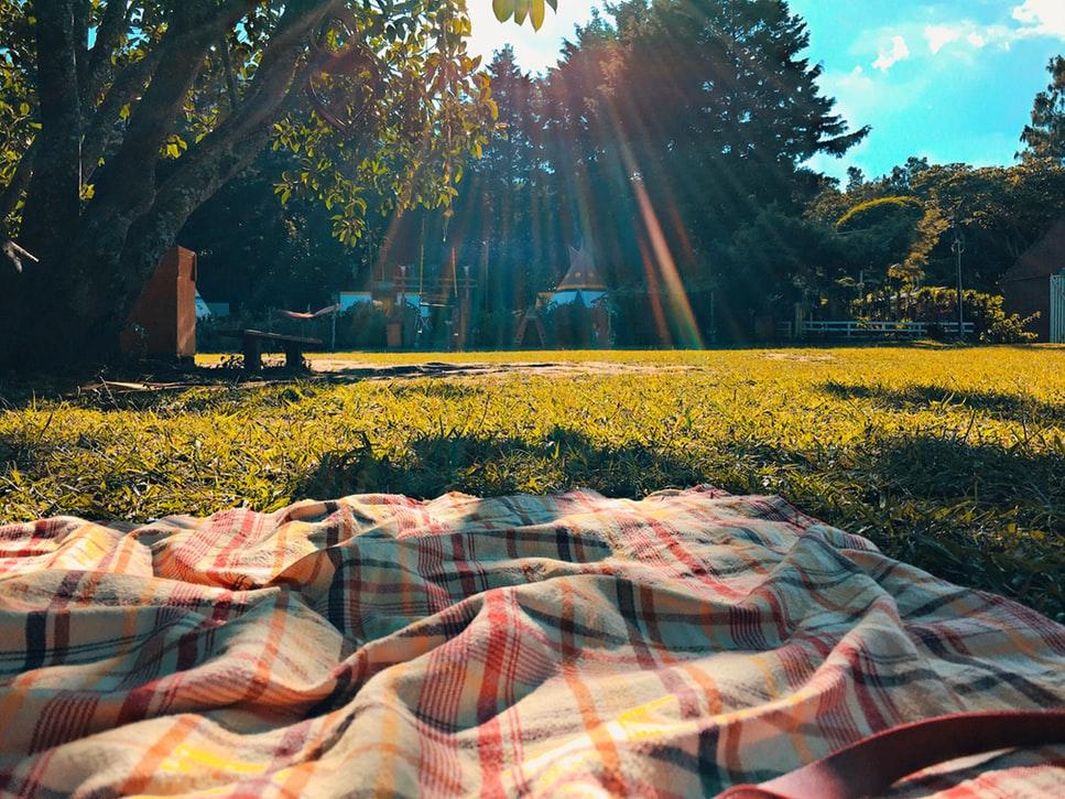 Gazlıgöl Yaz Kur'an Kursu Öğrencileri Piknikte Buluştu