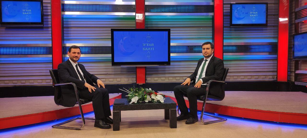 Read more about the article Kanal 3 TV'de İftar Saati Programına Katıldık